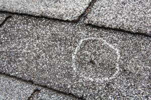 Roof Hail Damage and roof repair Jacksonville